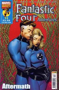Cover Thumbnail for Fantastic Four Adventures (Panini UK, 2005 series) #12