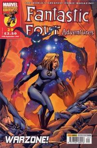 Cover Thumbnail for Fantastic Four Adventures (Panini UK, 2005 series) #29