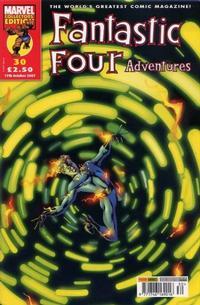 Cover Thumbnail for Fantastic Four Adventures (Panini UK, 2005 series) #30