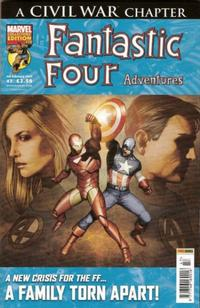 Cover Thumbnail for Fantastic Four Adventures (Panini UK, 2005 series) #47