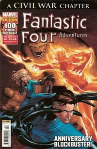 Cover Thumbnail for Fantastic Four Adventures (Panini UK, 2005 series) #50