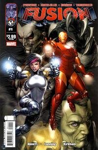 Cover Thumbnail for Fusion (Image, 2009 series) #1