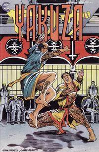 Cover Thumbnail for Yakuza (Eternity, 1987 series) #2