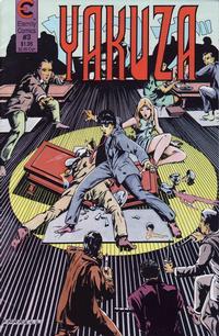 Cover Thumbnail for Yakuza (Eternity, 1987 series) #3