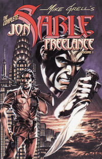 Cover Thumbnail for The Complete Jon Sable, Freelance (IDW, 2005 series) #1