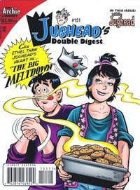 Cover for Jughead's Double Digest (Archie, 1989 series) #151