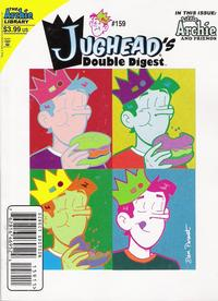 Cover Thumbnail for Jughead's Double Digest (Archie, 1989 series) #159 [Direct Edition]