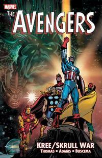 Cover Thumbnail for Avengers: Kree / Skrull War (Marvel, 2008 series)