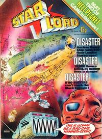 Cover Thumbnail for Starlord (IPC, 1978 series) #June 10th 1978 [5]