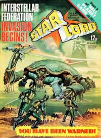 Cover Thumbnail for Starlord (IPC, 1978 series) #June 17th 1978 [6]