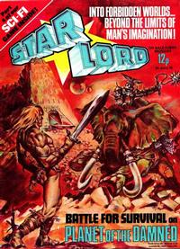 Cover Thumbnail for Starlord (IPC, 1978 series) #June 24th 1978 [7]
