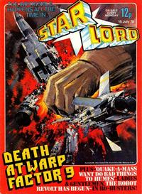 Cover Thumbnail for Starlord (IPC, 1978 series) #July 15th 1978 [10]