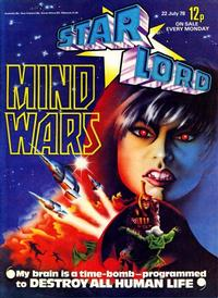 Cover Thumbnail for Starlord (IPC, 1978 series) #July 22nd 1978 [11]