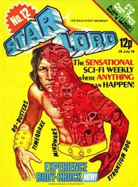 Cover Thumbnail for Starlord (IPC, 1978 series) #July 29th 1978 [12]