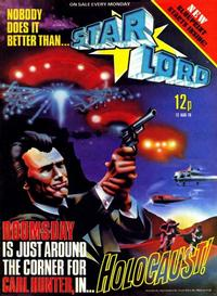 Cover Thumbnail for Starlord (IPC, 1978 series) #August 12th 1978 [14]