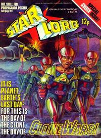Cover Thumbnail for Starlord (IPC, 1978 series) #September 2nd 1978 [17]