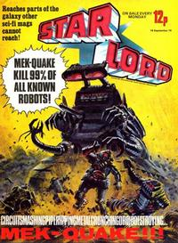 Cover Thumbnail for Starlord (IPC, 1978 series) #September 16th 1978 [19]