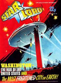 Cover Thumbnail for Starlord (IPC, 1978 series) #September 23rd 1978 [20]