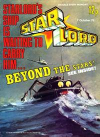 Cover Thumbnail for Starlord (IPC, 1978 series) #October 7th 1978 [22]