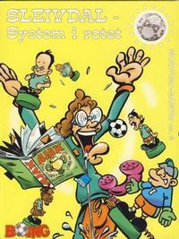 Cover Thumbnail for Sleivdal-album (Serieforlaget / Se-Bladene / Stabenfeldt, 1997 series) #6 - System i rotet