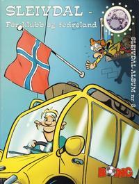 Cover Thumbnail for Sleivdal-album (Serieforlaget / Se-Bladene / Stabenfeldt, 1997 series) #8 - For klubb og fedreland