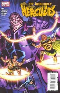 Cover Thumbnail for Incredible Hercules (Marvel, 2008 series) #130