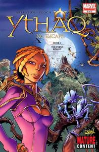 Cover Thumbnail for Ythaq: No Escape (Marvel, 2009 series) #3