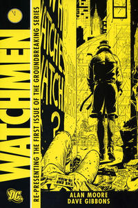 Cover Thumbnail for Watchmen (DC, 1986 series) #1 [2nd Printing]
