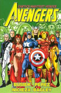 Cover Thumbnail for Avengers Assemble (Marvel, 2004 series) #3