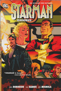 Cover Thumbnail for The Starman Omnibus (DC, 2008 series) #4