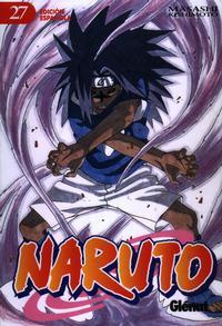 Cover Thumbnail for Naruto (Ediciones Glénat, 2002 series) #27