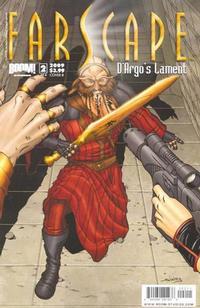Cover for Farscape: D'Argo's Lament (Boom! Studios, 2009 series) #2 [Challenger Comics Exclusive]