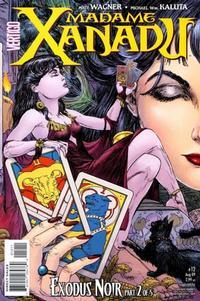 Cover Thumbnail for Madame Xanadu (DC, 2008 series) #12