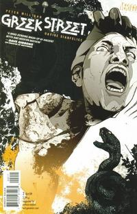 Cover Thumbnail for Greek Street (DC, 2009 series) #2