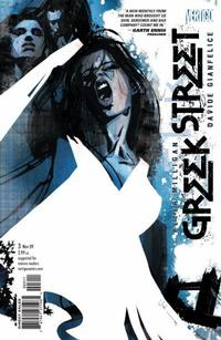 Cover Thumbnail for Greek Street (DC, 2009 series) #3