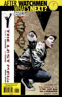 Cover Thumbnail for Y: The Last Man #1 Special Edition (DC, 2009 series)