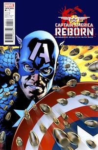 Cover Thumbnail for Captain America: Reborn (Marvel, 2009 series) #4