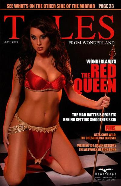 Cover for Tales from Wonderland: Red Queen (Zenescope Entertainment, 2009 series) #1 [cover c]