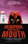 Cover for Deadpool: Merc with a Mouth (Marvel, 2009 series) #3