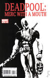 Cover for Deadpool: Merc with a Mouth (Marvel, 2009 series) #4