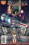 Cover for Battlestar Galactica: Final Five (Dynamite Entertainment, 2009 series) #1