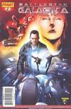 Cover for Battlestar Galactica: Final Five (Dynamite Entertainment, 2009 series) #2