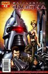 Cover for Battlestar Galactica: Final Five (Dynamite Entertainment, 2009 series) #3