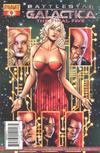 Cover for Battlestar Galactica: Final Five (Dynamite Entertainment, 2009 series) #4
