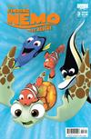 Cover Thumbnail for Finding Nemo: Reef Rescue (2009 series) #3 [Cover A]