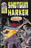 Cover for Shotgun Harker (Avalon Communications, 2003 series) #1