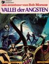 Cover for Bob Morane (Oberon; Dargaud Benelux, 1976 series) #1 - Vallei der angsten