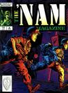 Cover for The 'Nam Magazine (Marvel, 1988 series) #5 [Direct]