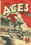 Cover for Three Aces Comics (Anglo-American Publishing Company Limited, 1941 series) #v1#11 [11]