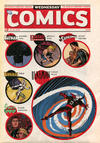 Cover for Wednesday Comics (DC, 2009 series) #3